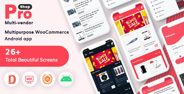Flutter 2.0 News & Blog App For Wordpress | Iqonic Design