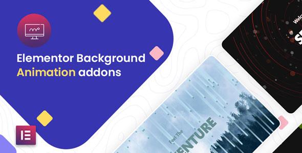 Free Background Animation Plugin Wordpress | Iqonic Design