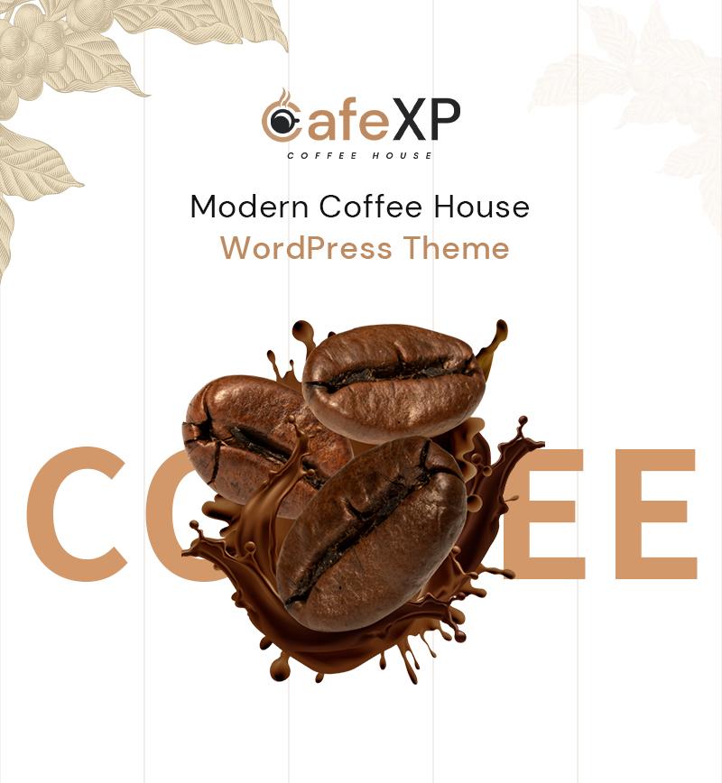 CafeXP | Meet The Modern Café/Restaurant & Coffee Shop WordPress Theme  CafeXP | Meet The Modern Café/Restaurant & Coffee Shop WordPress Theme Cafexp