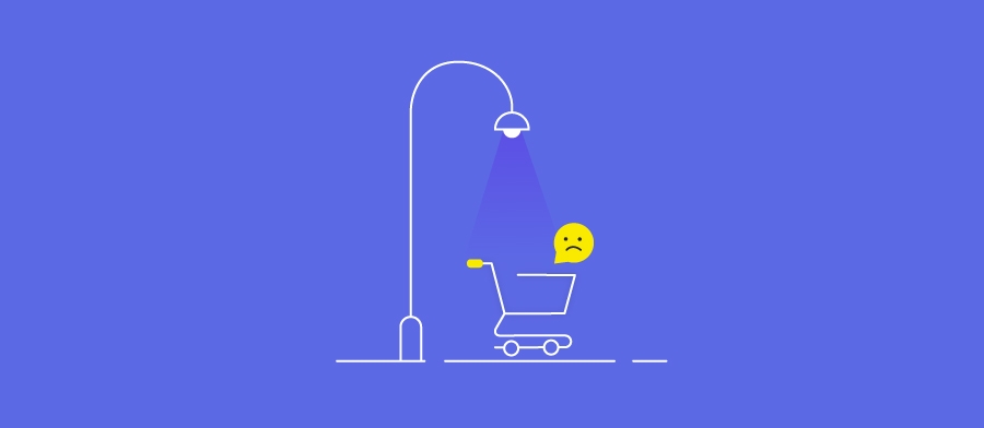Clear Shipping policy on cart screen | Iqonic Design  Shopping Apps: 8 Actionable Ways To Reduce Cart Abandonment For eCommerce image 19