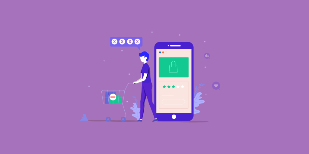 Add Social Proof | Iqonic Design  Shopping Apps: 8 Actionable Ways To Reduce Cart Abandonment For eCommerce image 2 1024x512