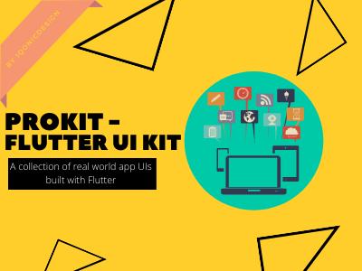 13 Themes, 13 Apps = 1 Ultimate UI Kit – PROKIT (Biggest Flutter UI Kit) 13 Themes, 13 Apps = 1 Ultimate UI Kit – PROKIT (Biggest Flutter UI Kit) image 3
