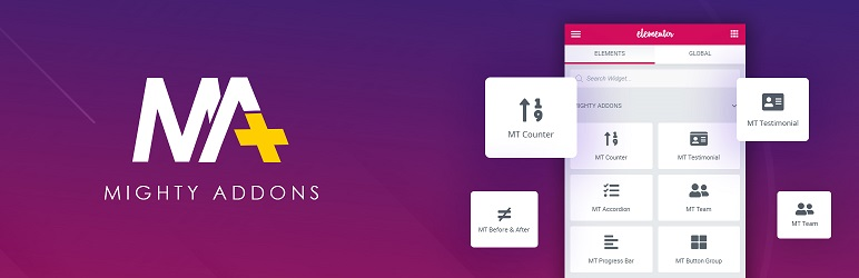Mighty Addons for Elementor  18+ Best Free Elementor Addons for WordPress Compared Mighty Addons for Elementor1
