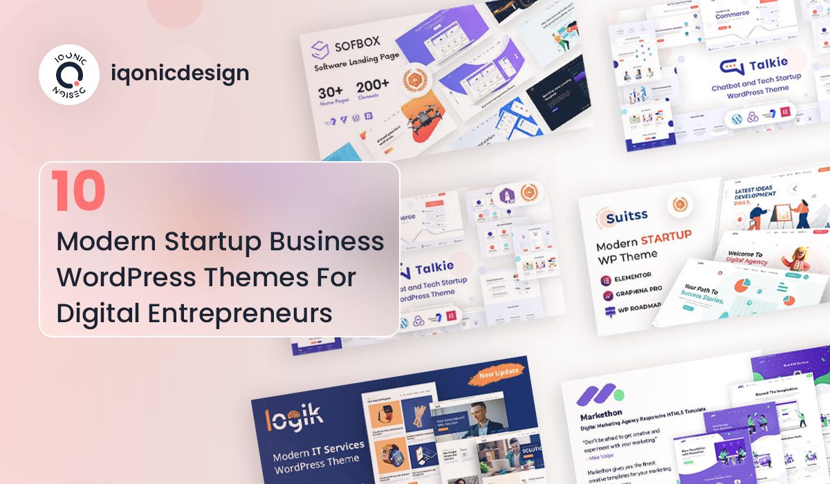 10 Modern Startup Business WordPress Themes For Digital Entrepreneurs  10 Modern Startup Business WordPress Themes For Digital Entrepreneurs STARTUP BUSINESS