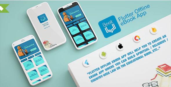 Flutter Offline eBook App  6 Latest eBook Flutter Apps of All Time To Snuff Up During Pandemic eBook Trend 2021 Screenshot 1 min 2