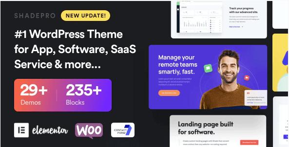 Shadpro  10 Modern Startup Business WordPress Themes For Digital Entrepreneurs Screenshot 7 1