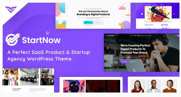 StartNow  10 Modern Startup Business WordPress Themes For Digital Entrepreneurs Screenshot 8 1