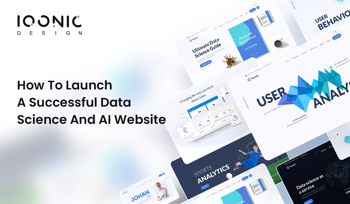 How To Launch A Successful Data Science And AI Website  How To Launch A Successful Data Science And AI Website data science min