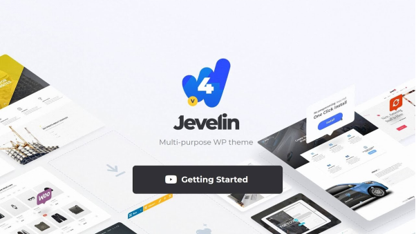 Jevelin  10+ Best Grocery and Food Store WordPress Themes For Farm Producers & Traders image 13