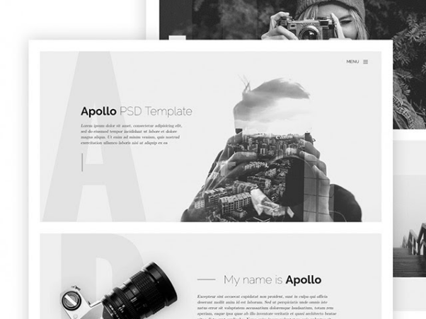 Apollo  15+ Best Free Responsive Website Templates For Better Mobile User Experience image 5