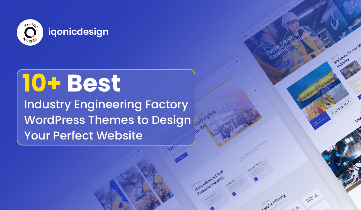 10+ Best Industry Engineering Factory WordPress Themes to Design Your Perfect Website  10+ Best Industry Engineering Factory WordPress Themes to Design Your Perfect Website inusrty theme