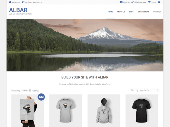 Top 11 Best Free WordPress Themes for Marketing Agency 2021 Albar1