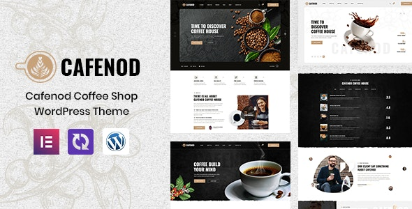 Cafenod  15 Best WordPress Themes for Cafe to Create A Responsive Restaurant & Cafe Website in 2021 Cafenod1