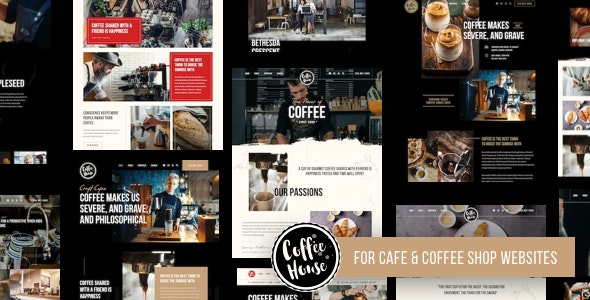 Craft  15 Best WordPress Themes for Cafe to Create A Responsive Restaurant & Cafe Website in 2021 Craft1