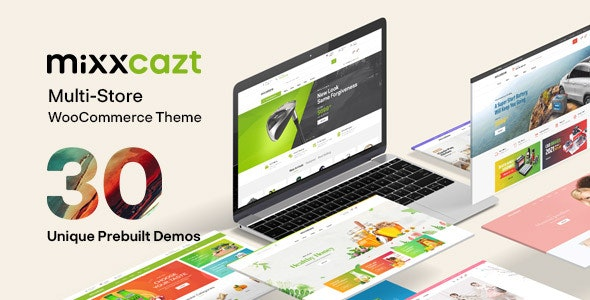 Mixxcazt  15 Best Multipurpose WordPress Themes To Save You Big For Future Projects Mixxcazt1