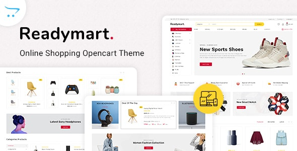 Readymart  15 Best Multipurpose WordPress Themes To Save You Big For Future Projects Readymart1