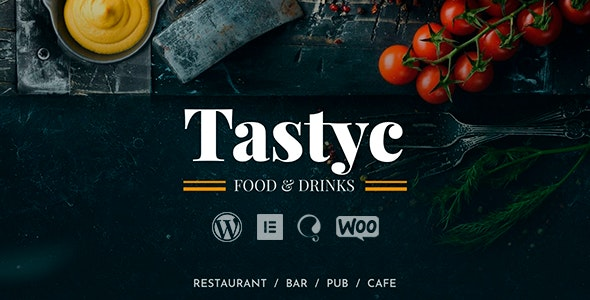 Tastyc  15 Best WordPress Themes for Cafe to Create A Responsive Restaurant & Cafe Website in 2021 Tastyc1