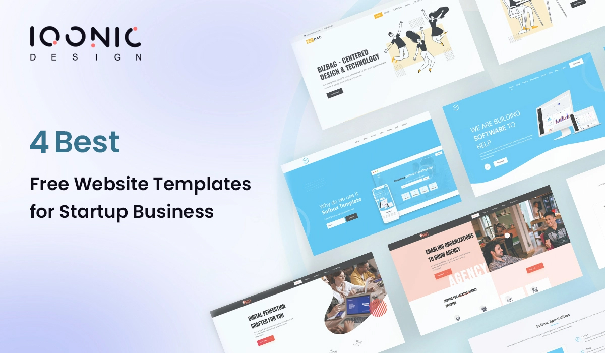 4 Best Free Website Templates for Startup Business  4 Best Free Website Templates for Startup Business html 7 best