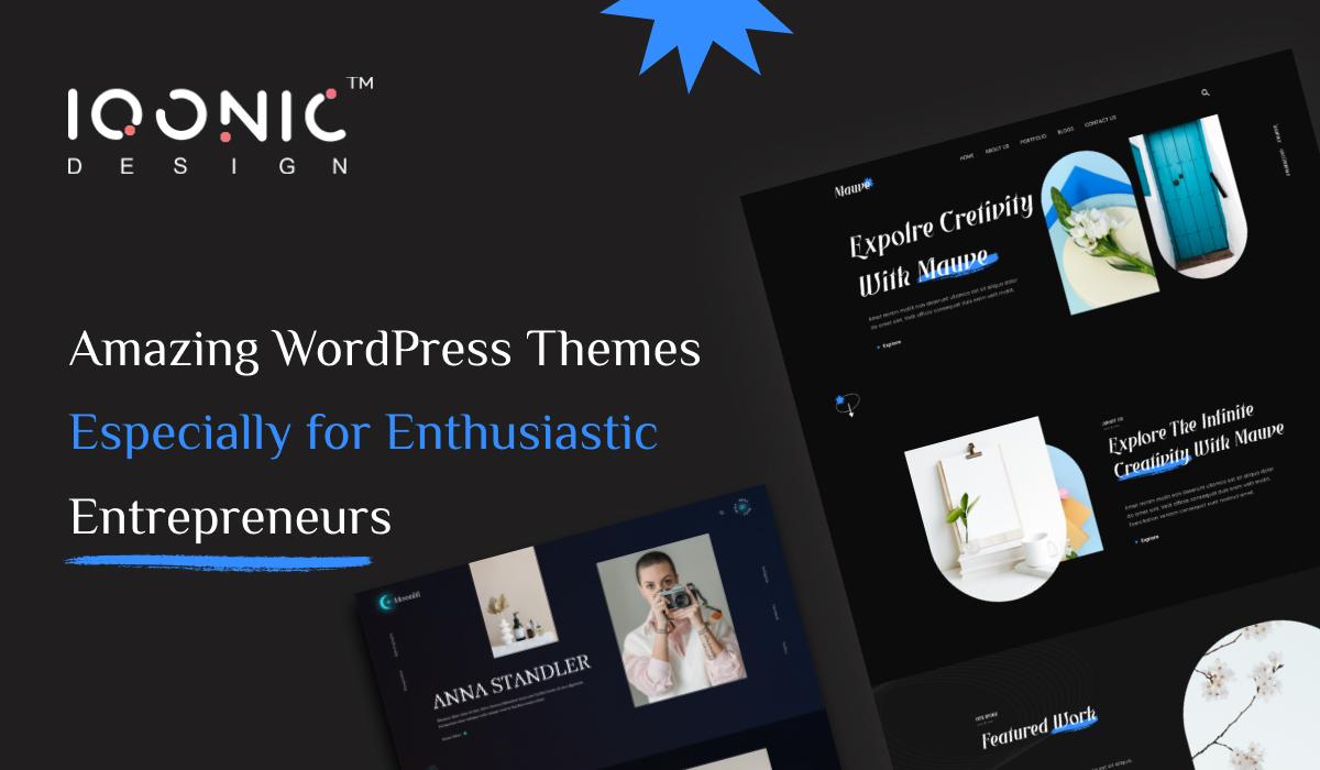 Amazing WordPress Themes Especially for Enthusiastic Entrepreneurs  Amazing WordPress Themes Especially for Enthusiastic Entrepreneurs Frame 8743